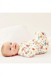 Unisex baby sleepsuit from Next