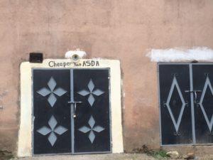 Cheaper than Asda shop, Imlil, Atlas Mountains, Morocco