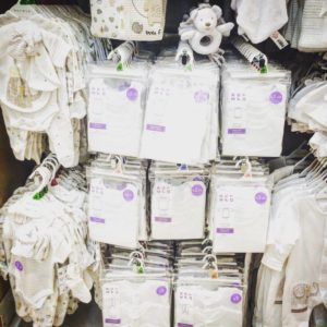 Baby clothes Morrisons