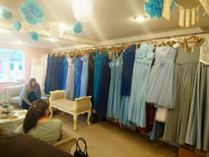 Baby Boy Baby Shower Blue Dresses
