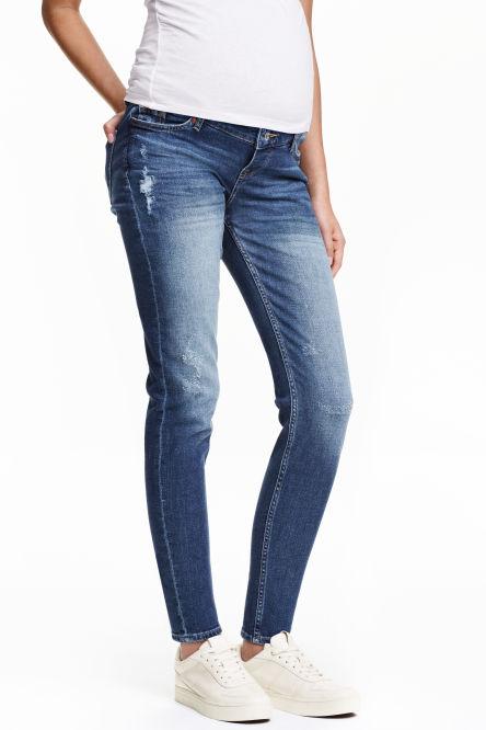 H&M MAMA Boyfriend Trashed Jeans - £29.99