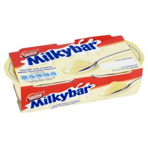 Milkybar Yoghurts