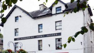 The Breadalbane Arms Hotel, Aberfeldy, Scotland