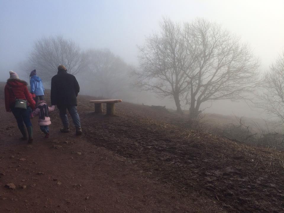 Clent hills family walk