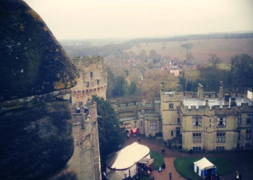 Warwick Castle running