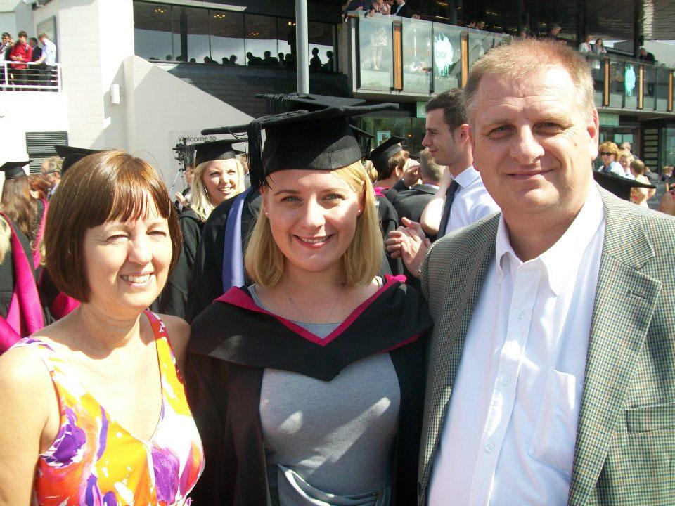 Graduation 2012 Parents