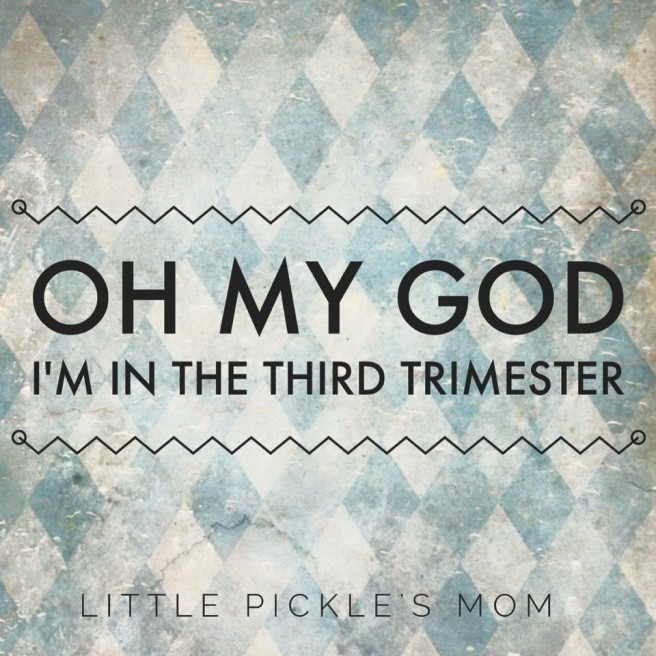 Officially third trimester 28 weeks