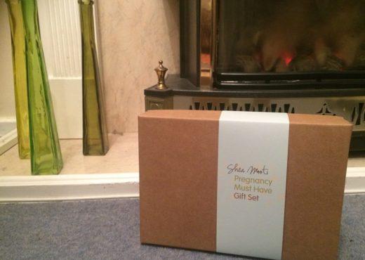 Shea Mooti Pregnancy Gift set