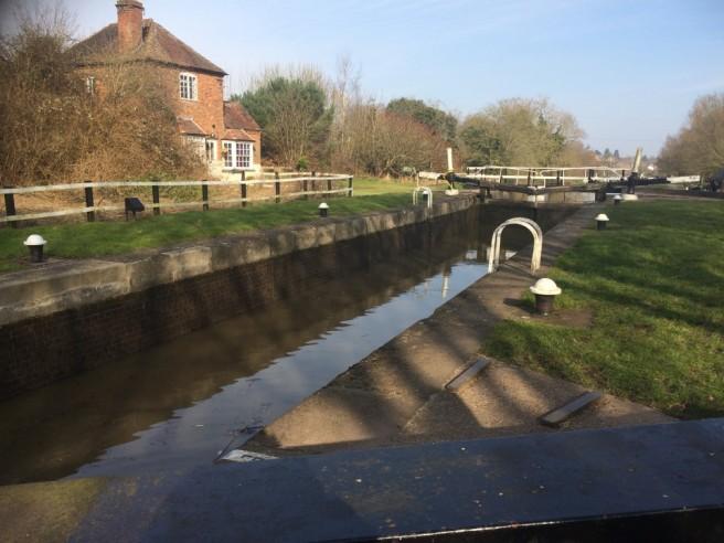Hatton Canal Flight