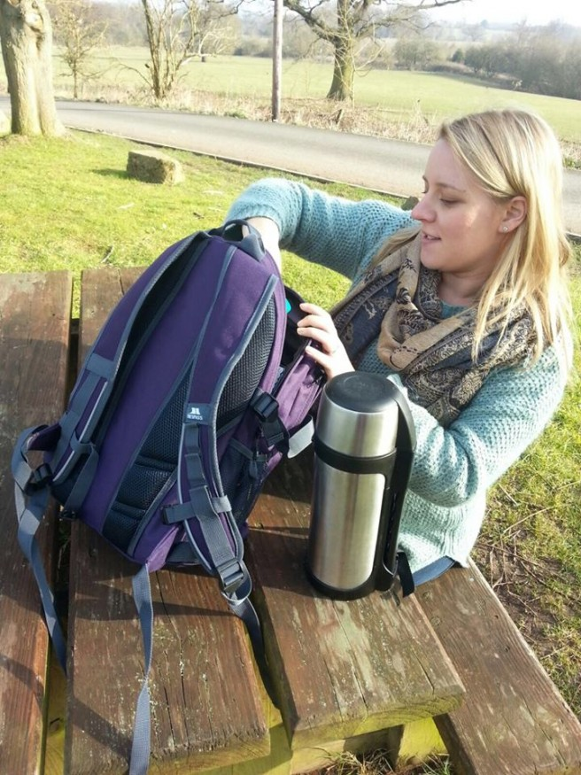 Trespass backpack review