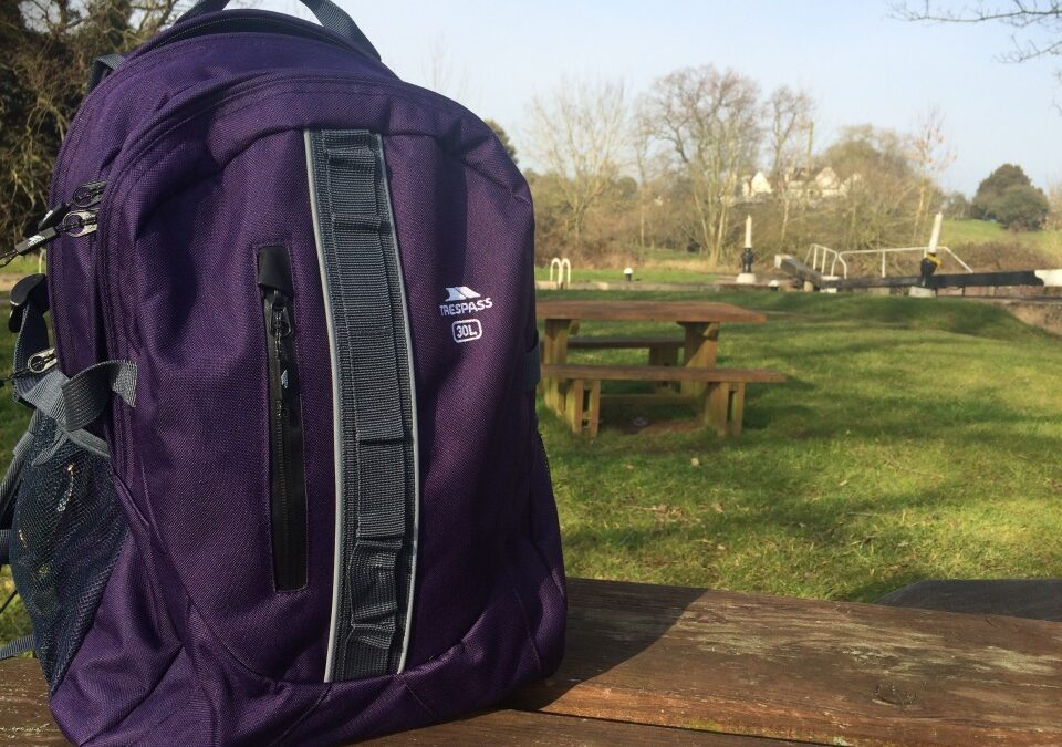 Outdoors Adventure – Trespass Backpack Review