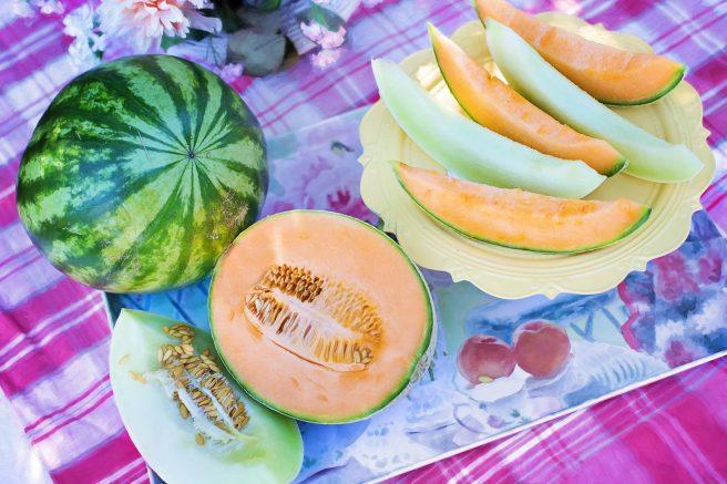 37 weeks pregnancy baby size honeydew melon
