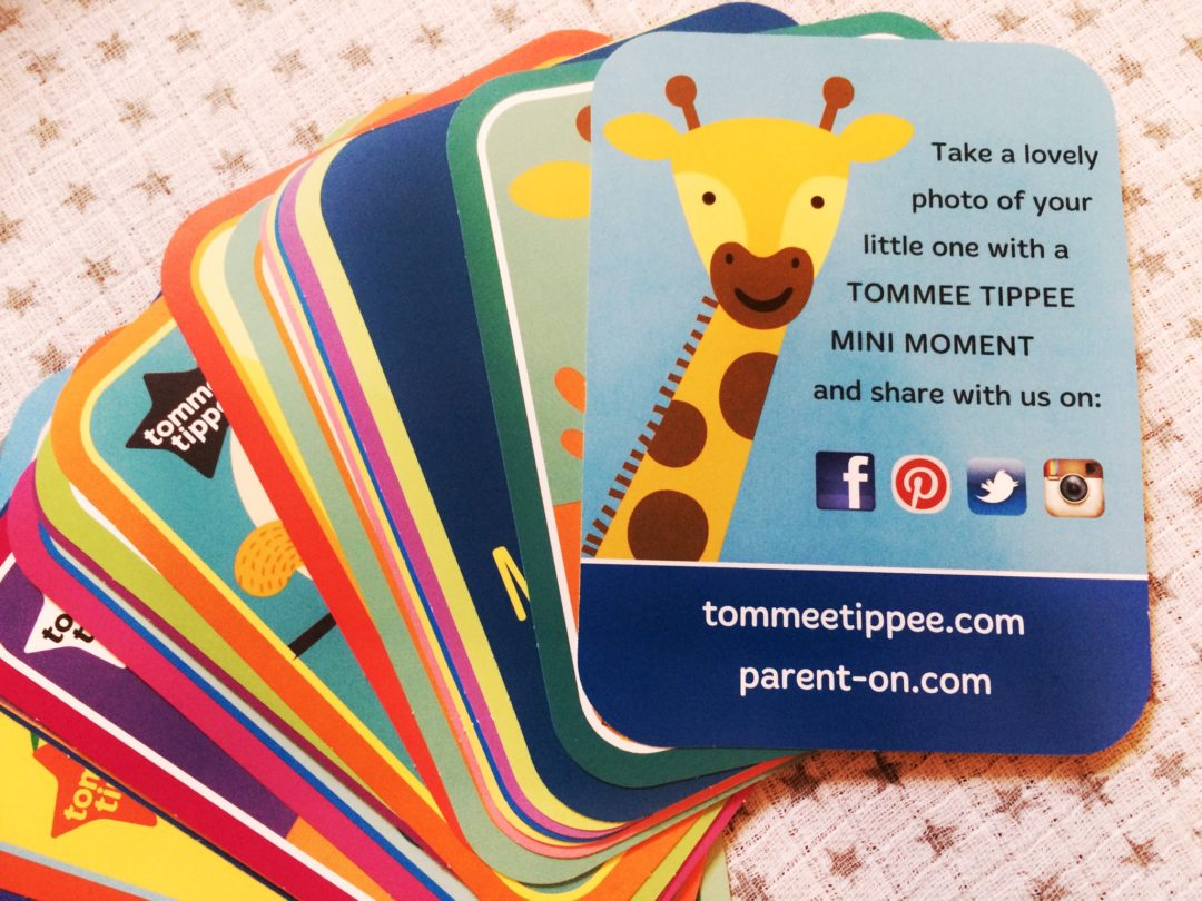 Parent On Tommee Tippee campaign