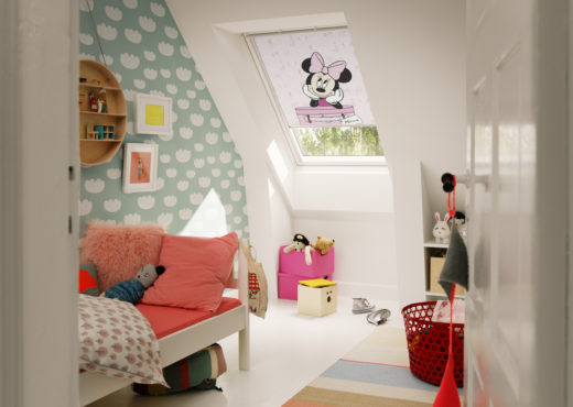VELUX blinds Disney Dream Collection