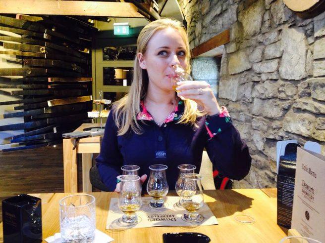 minimoon scotland whiskey tasting