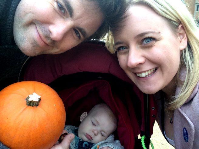 Pumpkin Halloween at National Trust