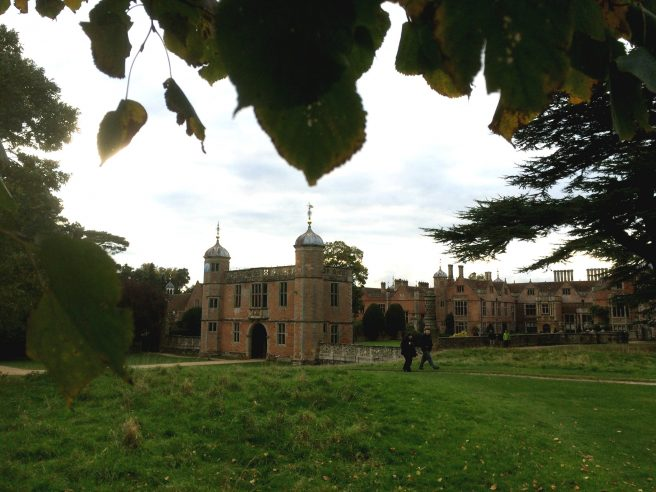 National Trust Charlecote Park