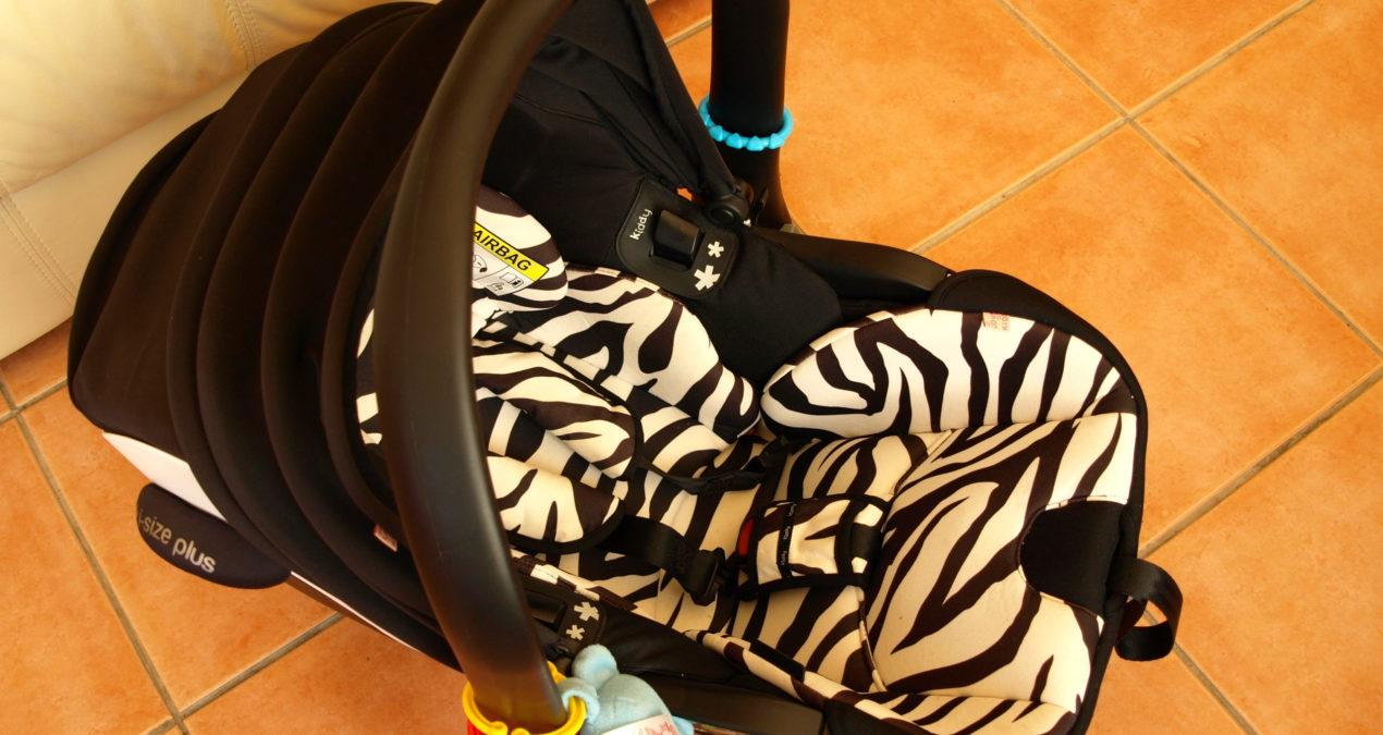 Our Kiddy Evoluna i-Size car seat