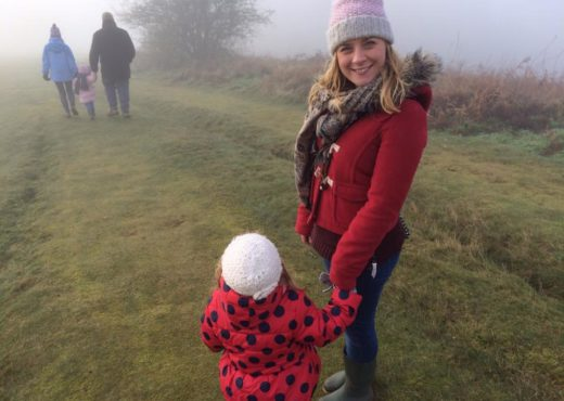 Clent hills walk Boxing Day