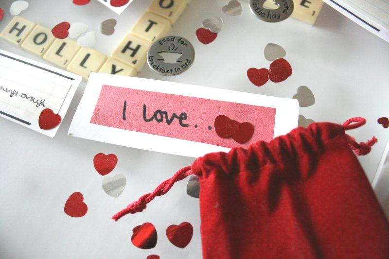 Last Minute Valentine's Day Craft