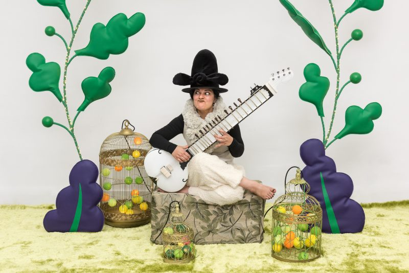 sitar music In a Pickle