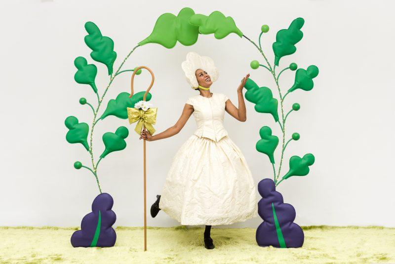 Barbara the Shepherdess In a Pickle