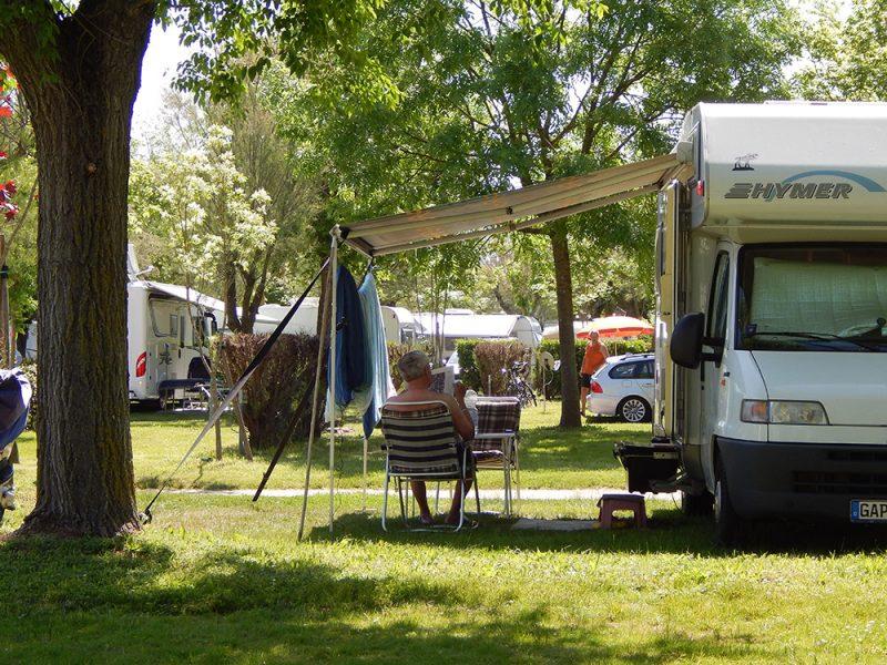 Pra del Torri Camping