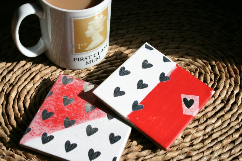 HandPainted Coasters for Gifts