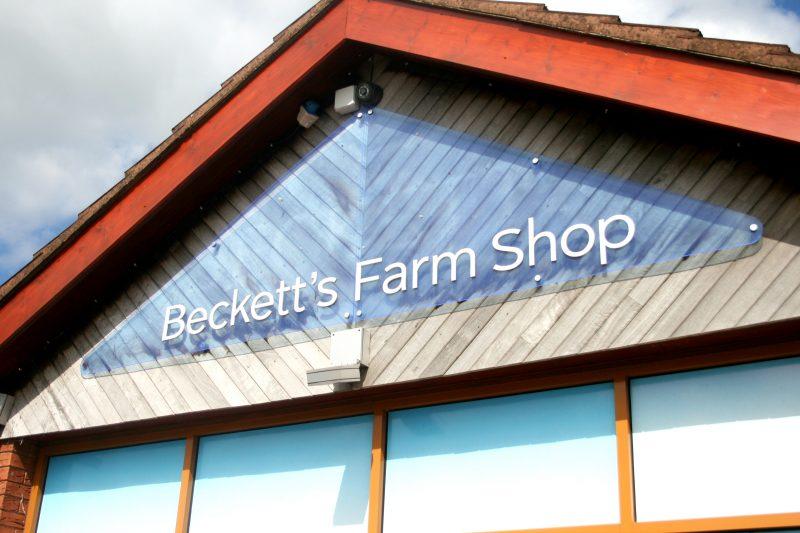 Becketts Farm Shop