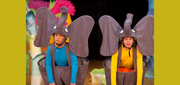 Elephants Elmer Riverside Arts
