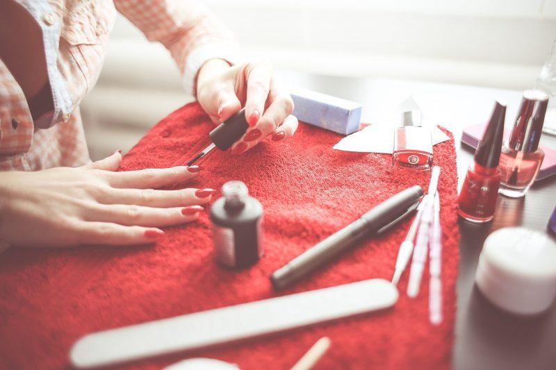 Nail Polish Nail Painting