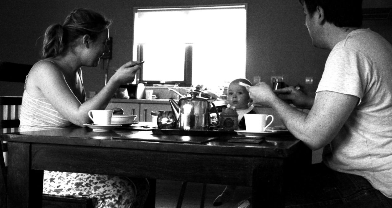 The Ordinary Moments – Dinner Table