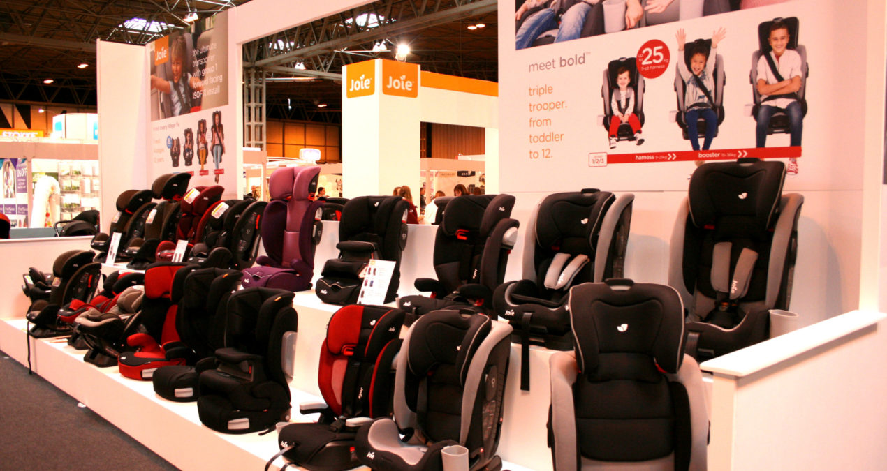 The Baby Show 2017 at the NEC Birmingham