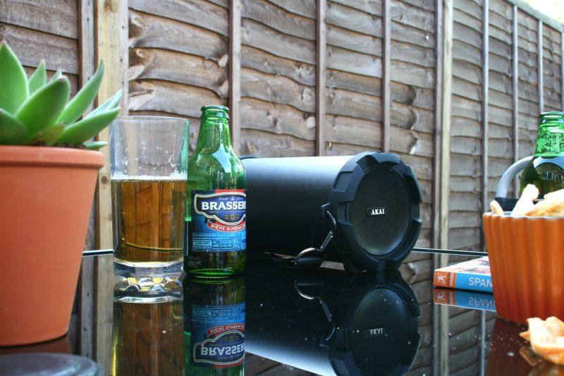 Akai Wireless Outdoor Speaker TJ Hughes Gift Idea