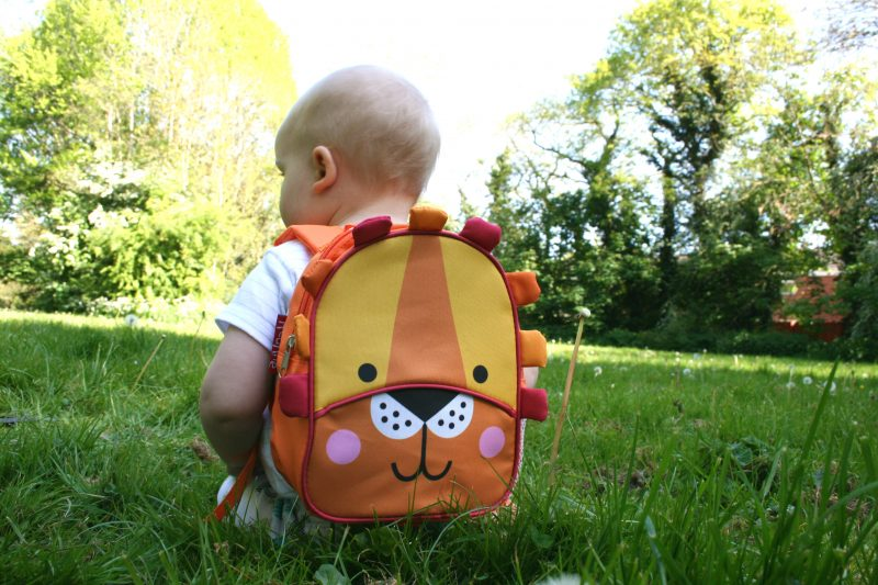 Red Kite Backpack from Kiddie Kingdom
