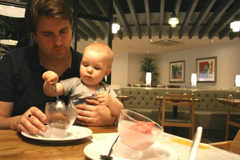 Pudding At Prezzo for the Whole Family