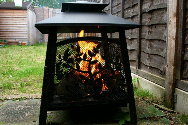 Burn Baby Burn Fire Pit Session!