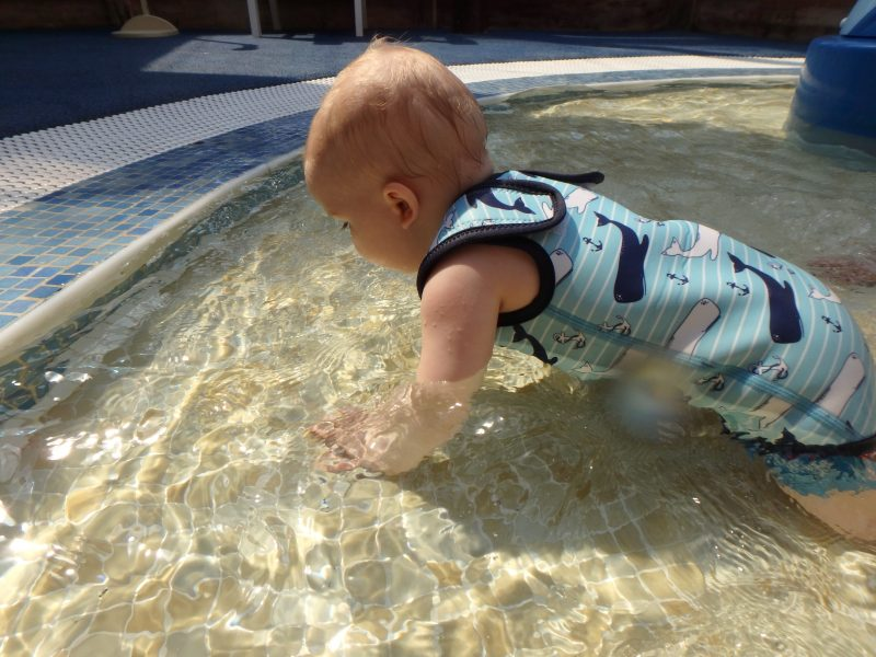 Splash About BabyWrap for Babies and Toddlers on the Move