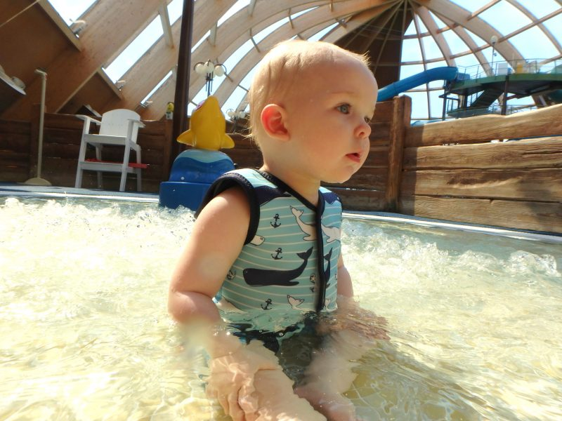Splash About BabyWrap Bluestone Wales