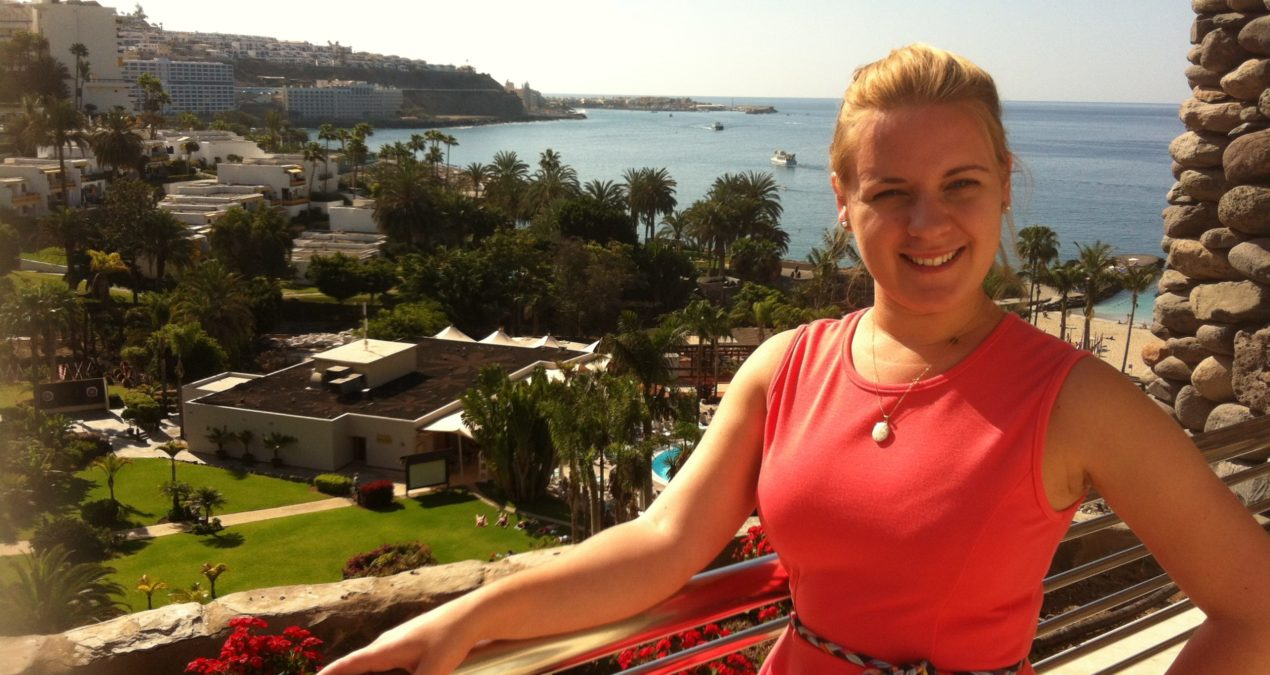 Family Holidaying in Gran Canaria