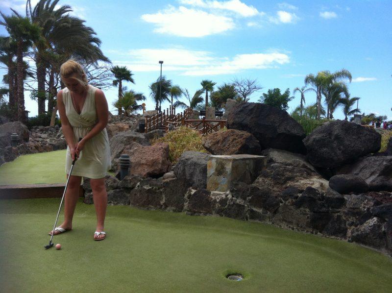 Mini Golf Gran Canaria