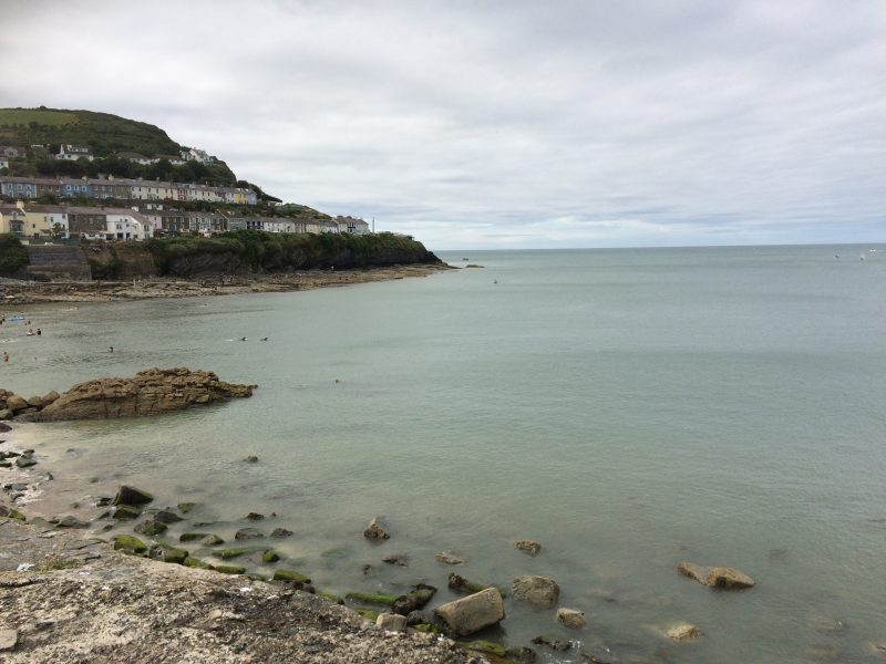 New Quay Sea Harbour