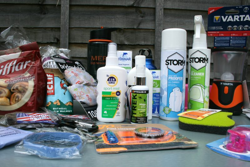 Camping Goodies from Millets