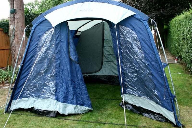 Pro Active Nevade 5 Frame Tent