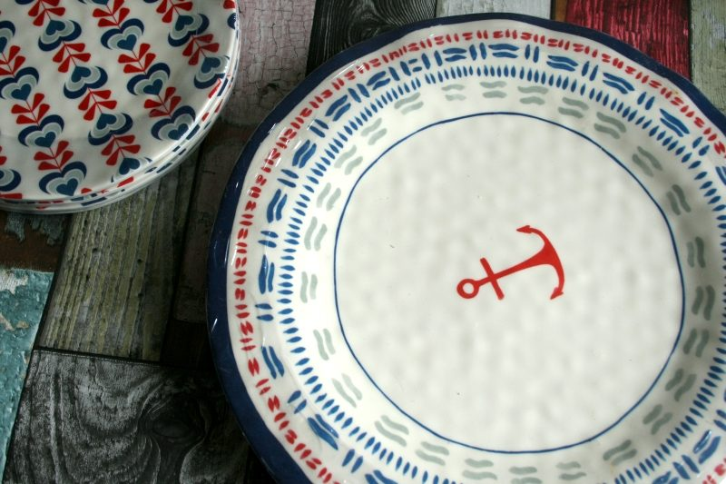 Melamine Plates from Aldi