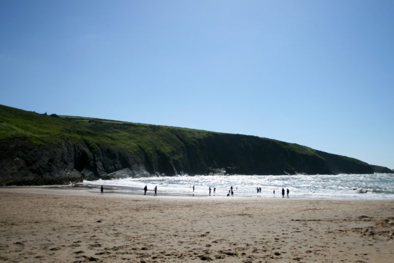 Mwnt Beach National Trust