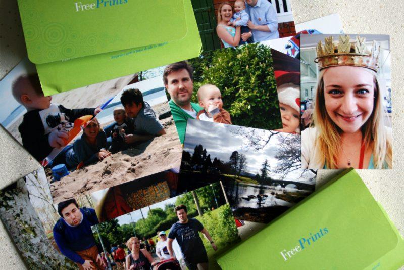FreePrints App Photo Printing