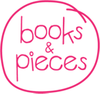 Books & Pieces Logo