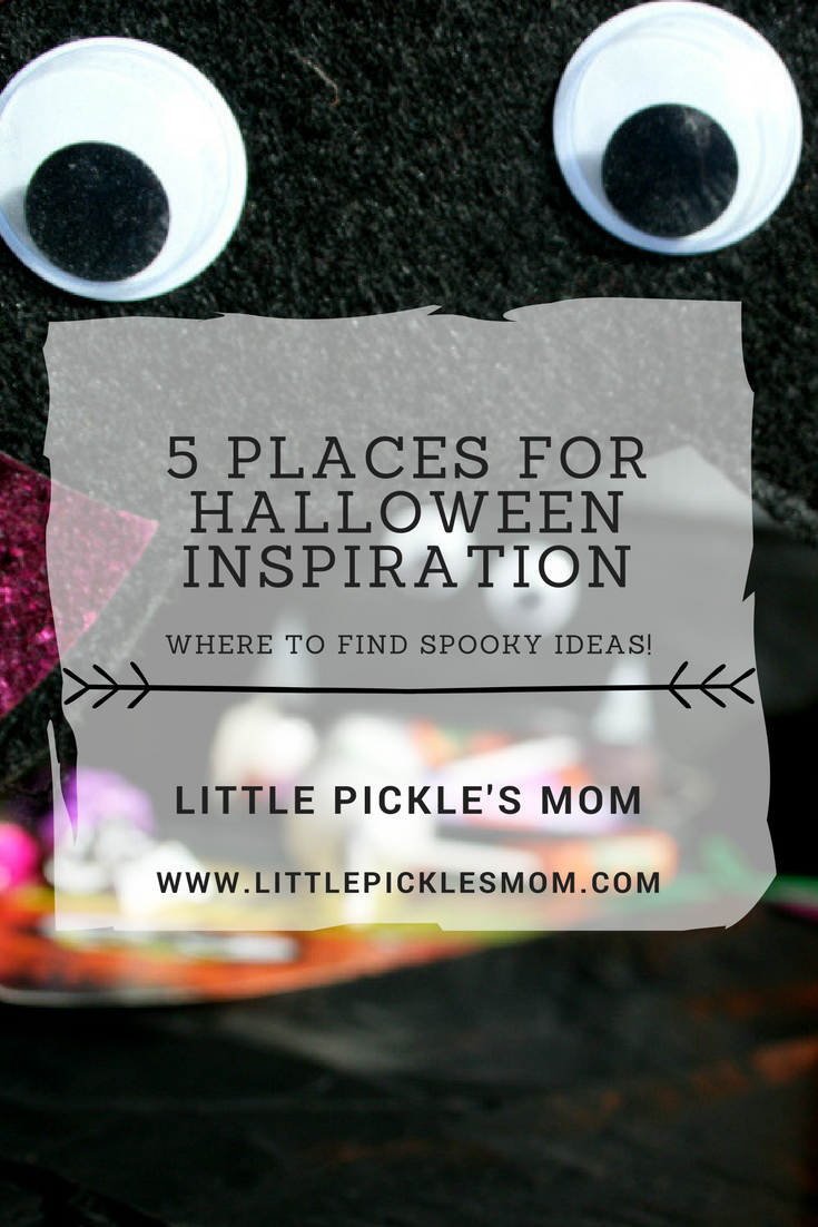 5 Places for Halloween Inspiration