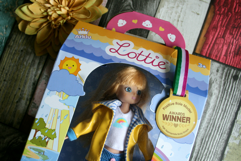 Muddy Puddles Lottie Doll in Packaging